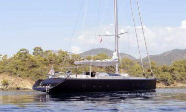 Custom Designe Sailing Yacht-master