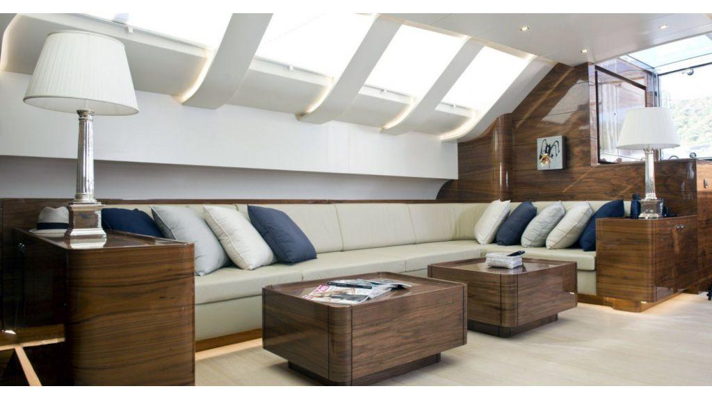 Custom Designe Sailing-Yacht master