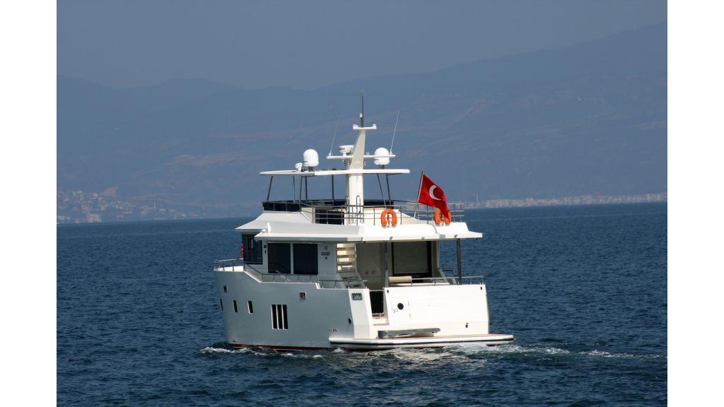Gose-56 trawler motor yacht (1)