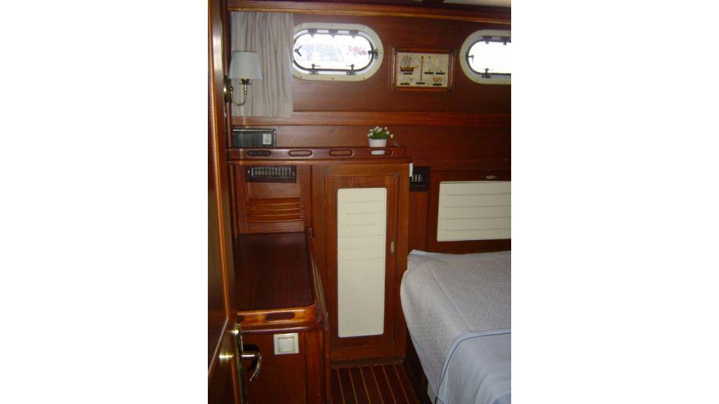 Kaptan Sevket Cabin