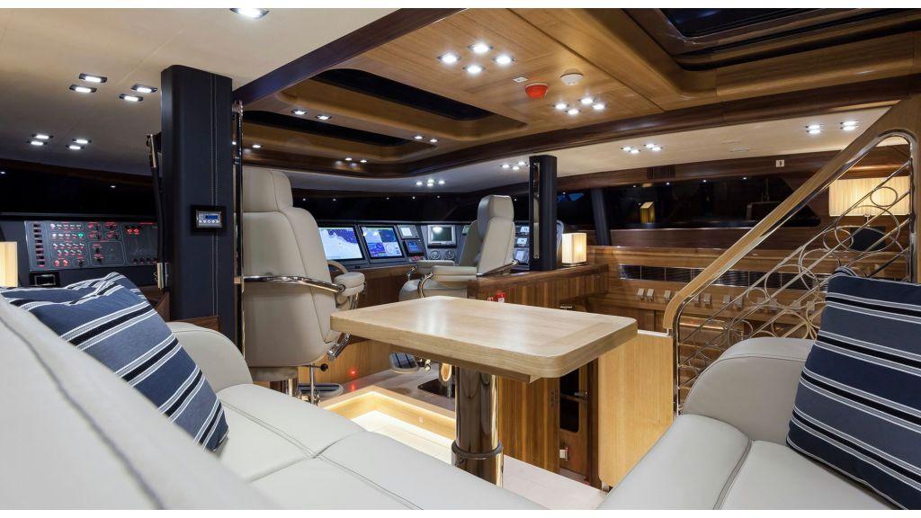 Sailing Yacht Conrad-115 master