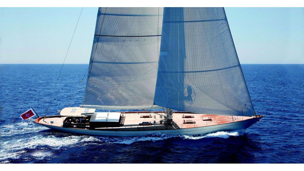 Super Sailing Yacht for sale master
