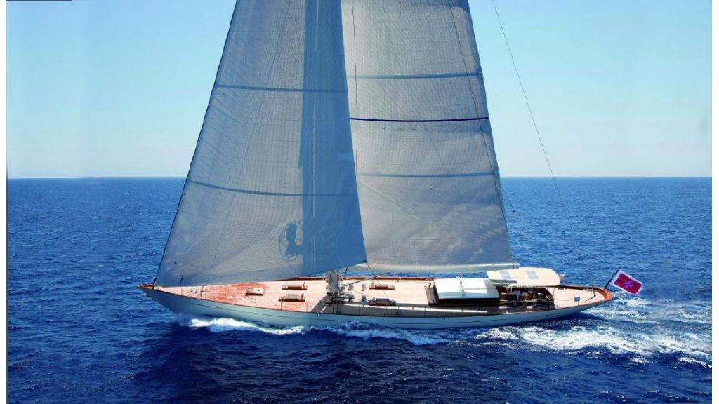 Super Sailing Yacht for sale-master