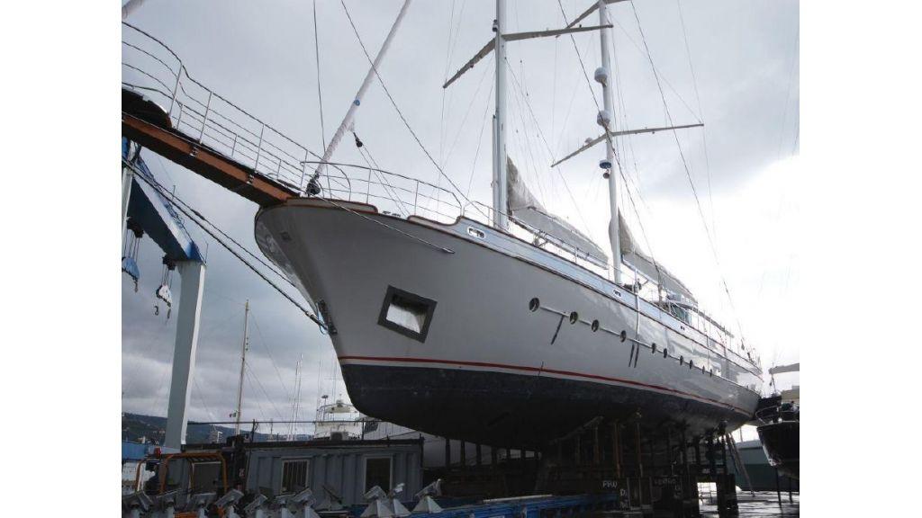 128 ft Castagnola Schooner (5)