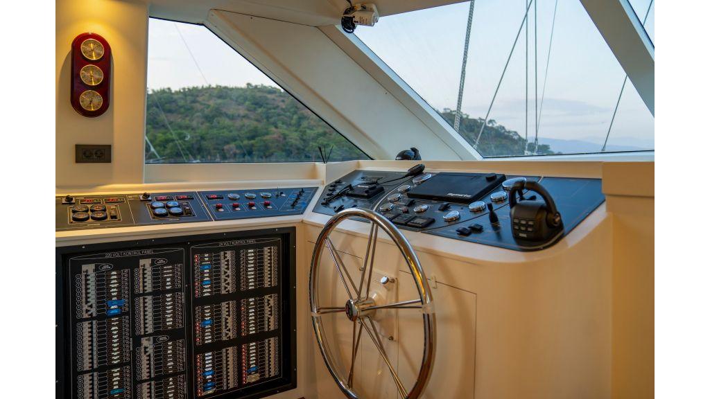 2021 Built Motor Sailor (28)