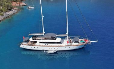 2021 Built Motor Sailor