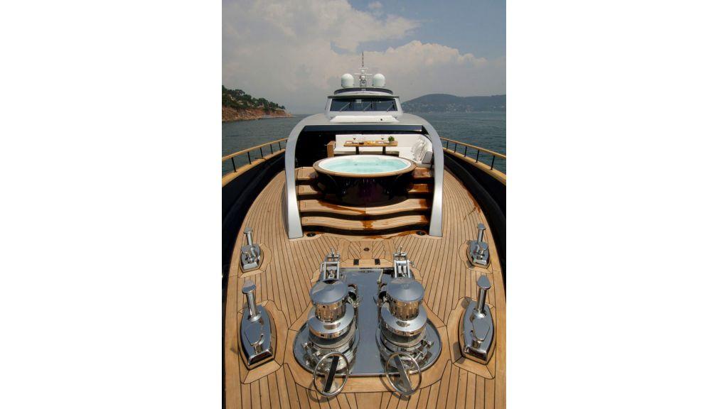 Tuzla Built Motor Yacht (10)