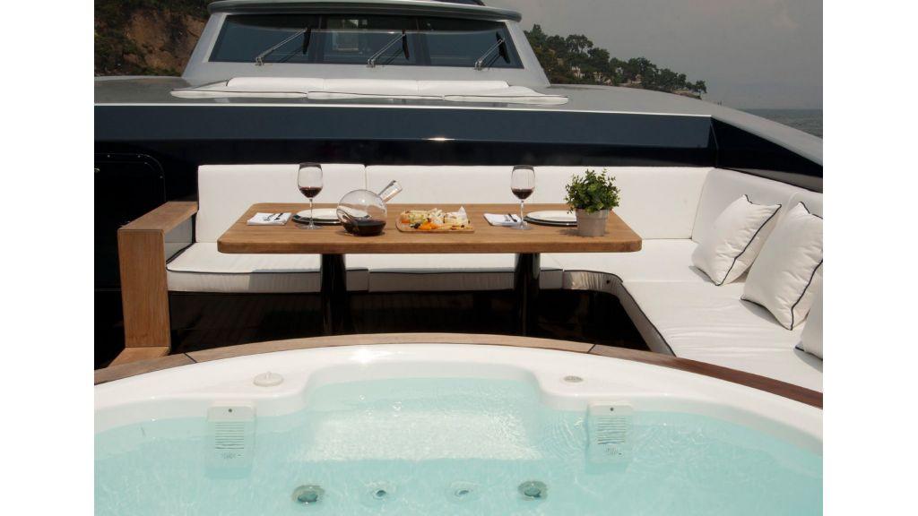 Tuzla Built Motor Yacht (11)