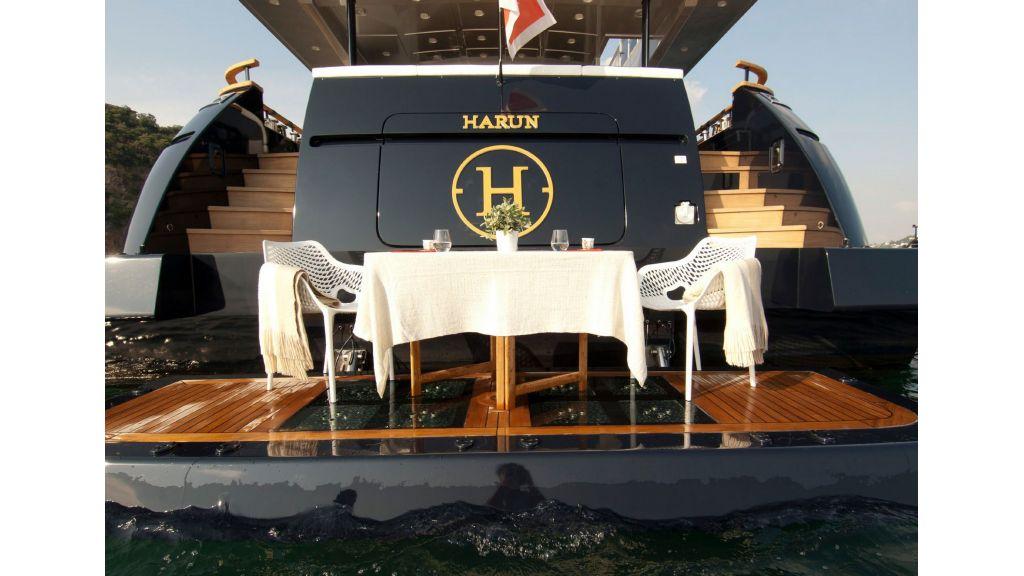 Tuzla Built Motor Yacht (13)