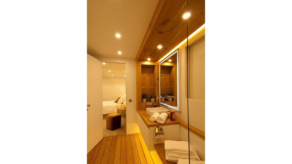 Tuzla Built Motor Yacht (17)