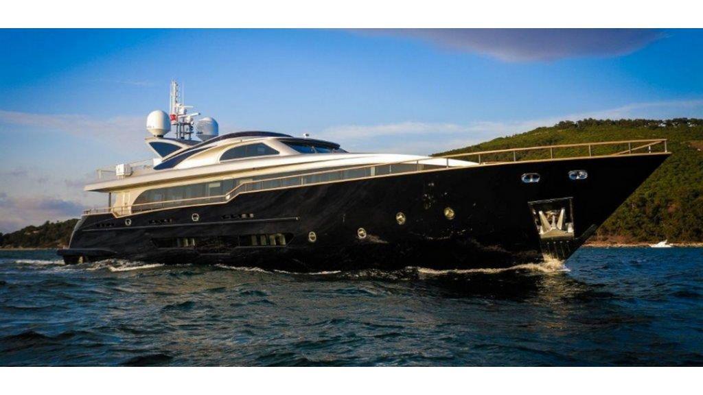 Tuzla Built Motor Yacht (24)