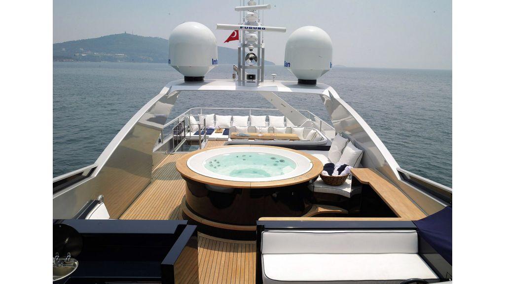 Tuzla Built Motor Yacht (35)