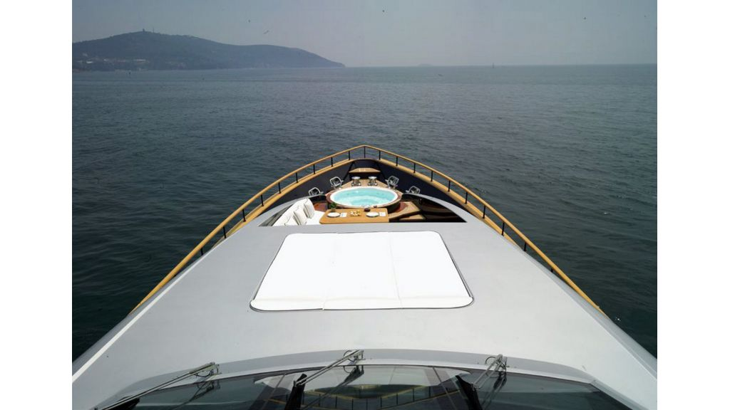 Tuzla Built Motor Yacht (36)