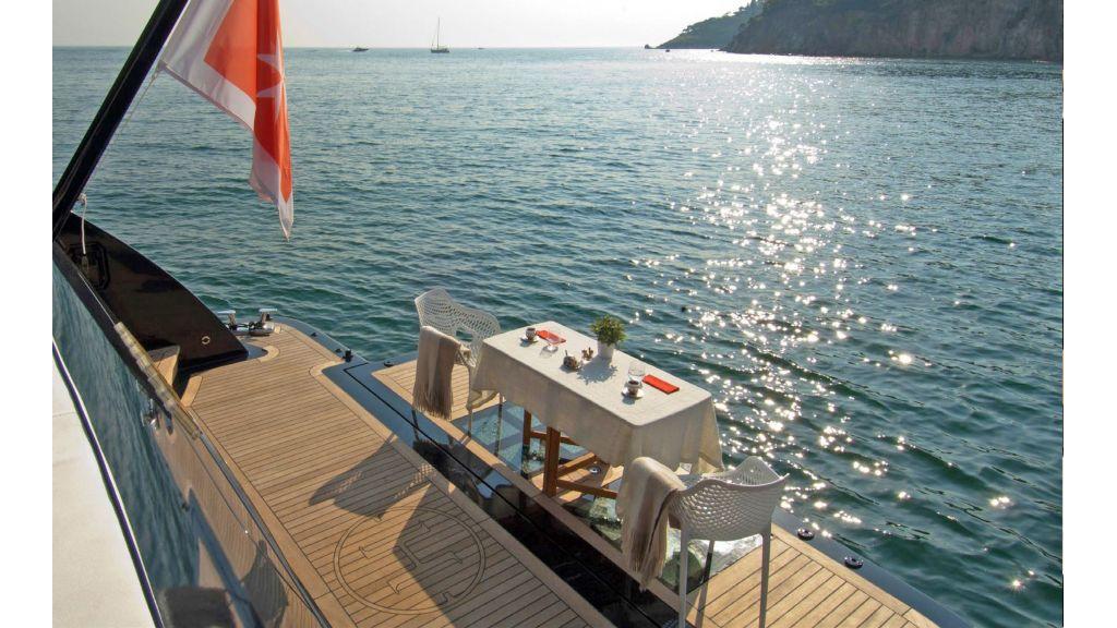 Tuzla Built Motor Yacht (38)