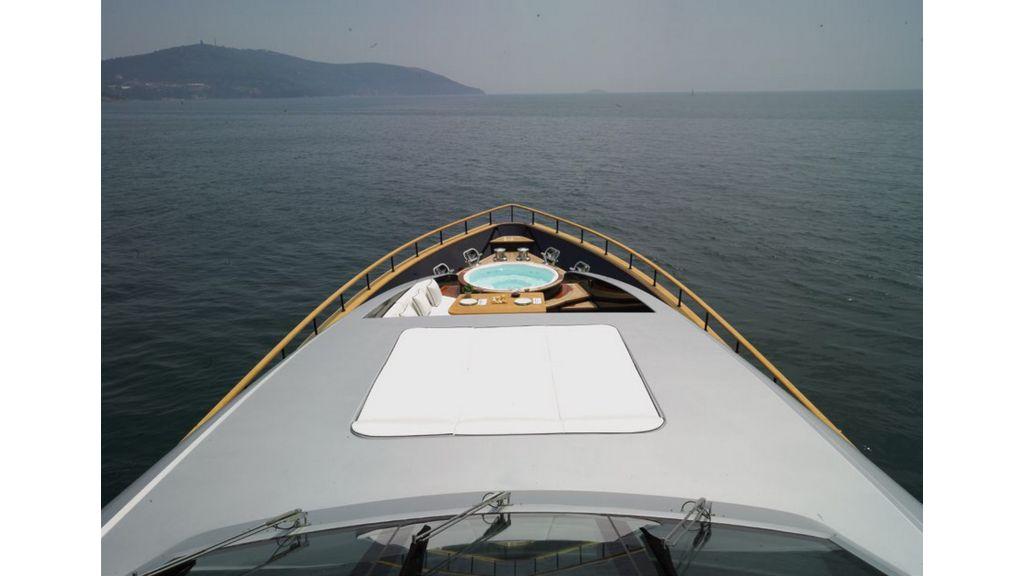 Tuzla Built Motor Yacht (9)
