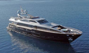 Tuzla Built Motor Yacht