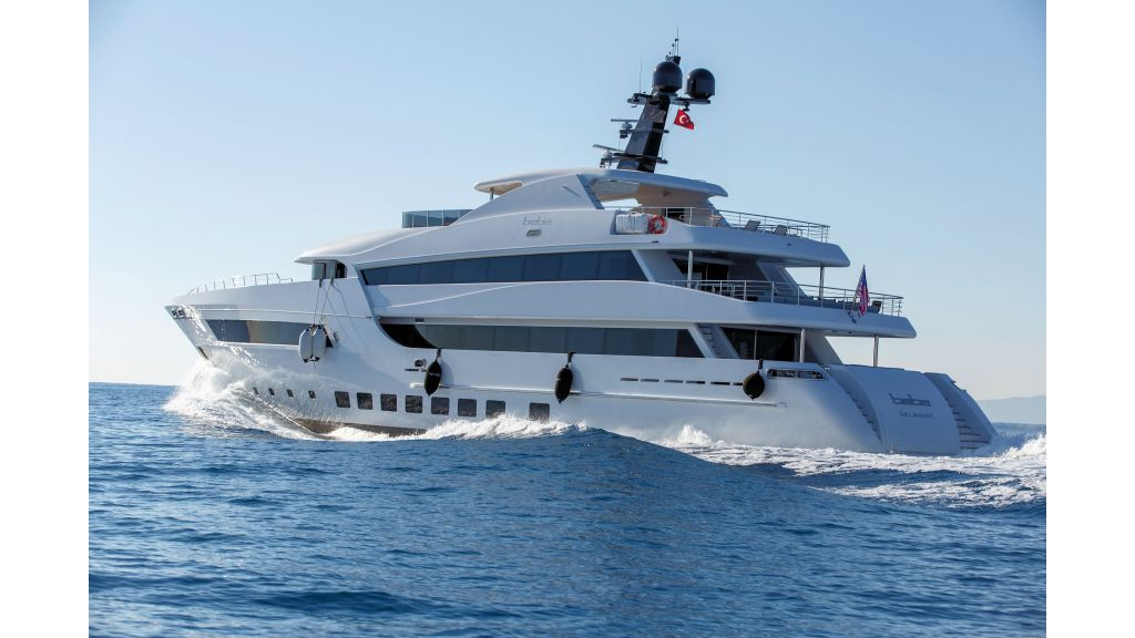 Motor Yacht Bebe (2)