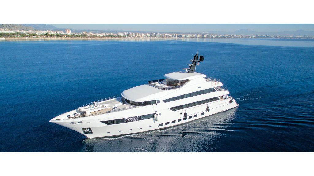 Motor Yacht Bebe (12) - master