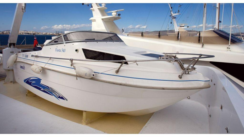 Classic Style Motoryacht (12)