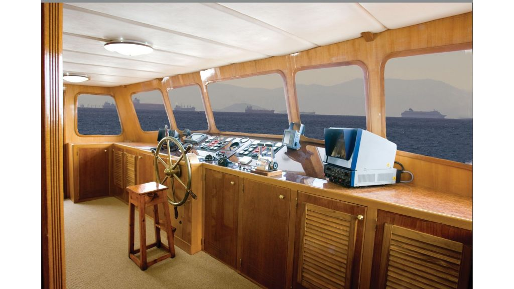 Classic Style Motoryacht