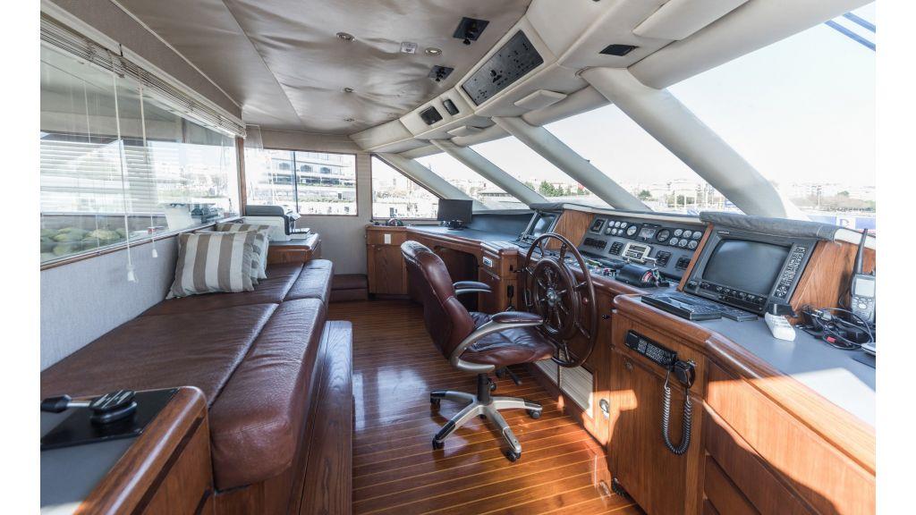 Su Motoryacht