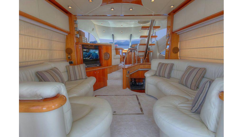 Sunseeker 56 diamond motoyacht