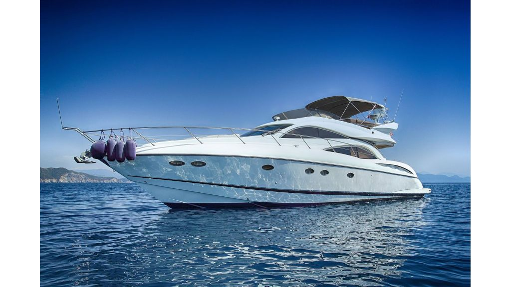 Sunseeker 56 diamond motoyacht