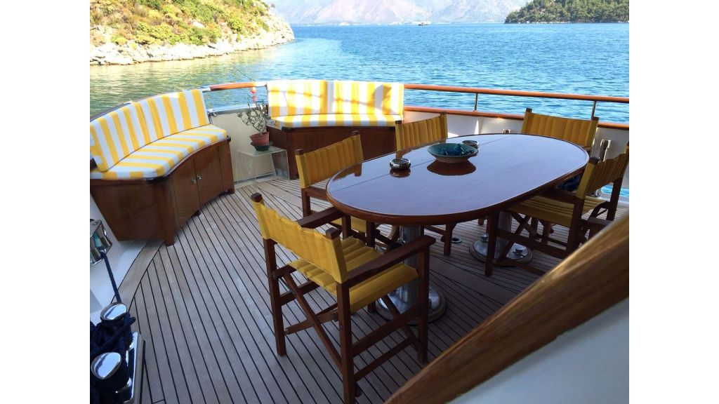 1984 Classic Motoryacht For Sale (5)