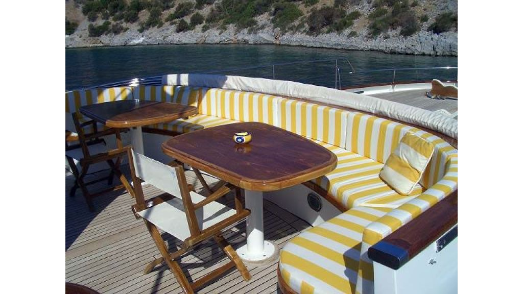 1984 Classic Motoryacht For Sale (8)