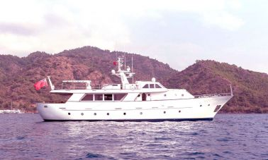 1984 Classic Motoryacht For Sale