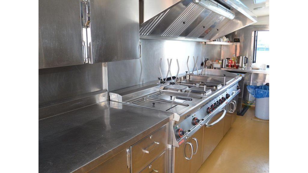 Aml Hayaty kitchen