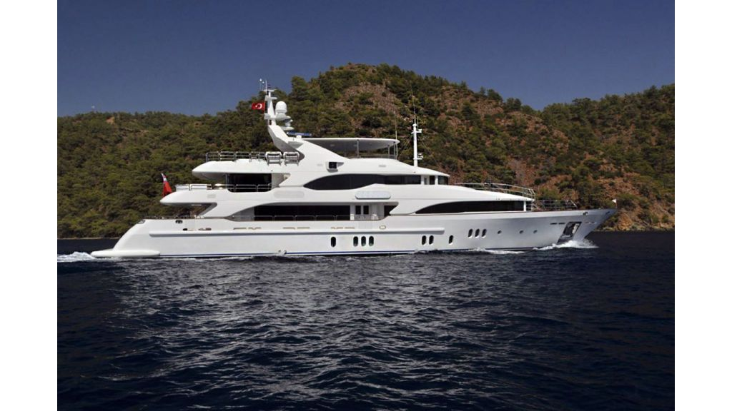 Benetti 145 01 Ft Superyacht For Sale