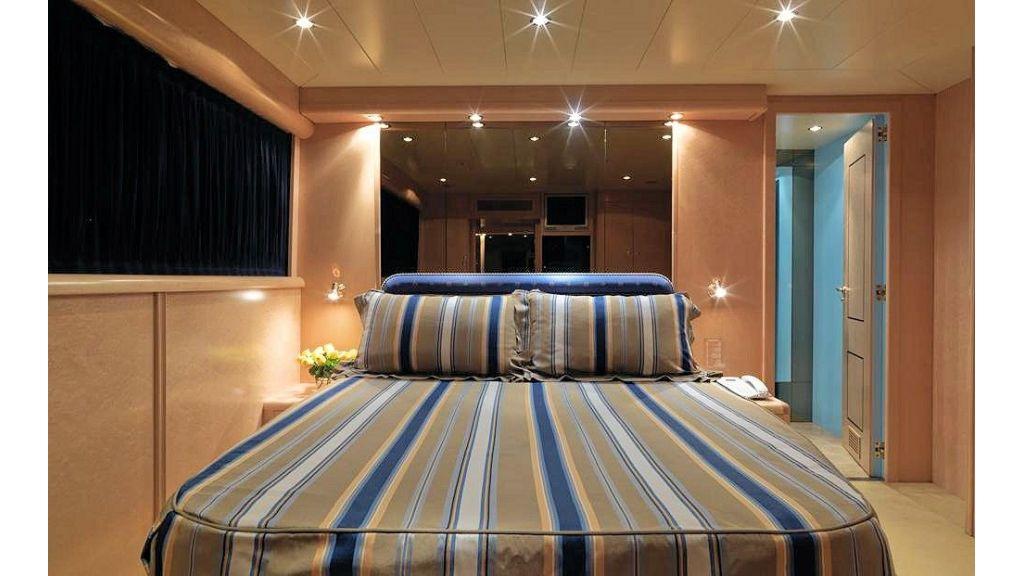 Motor Yacht Aktobe Port Aft Double