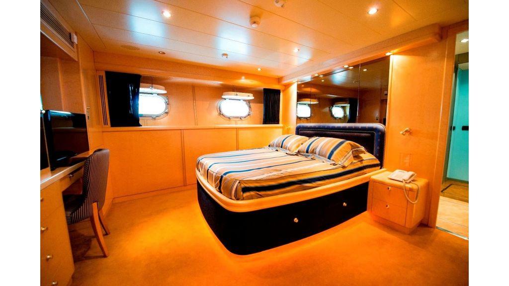 Motor Yacht Aktobe Room2