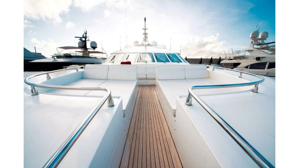 Motor Yacht Aktobe SunBahting