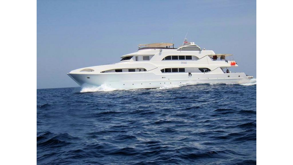 Motor Yacht Diamond Safaga (1)