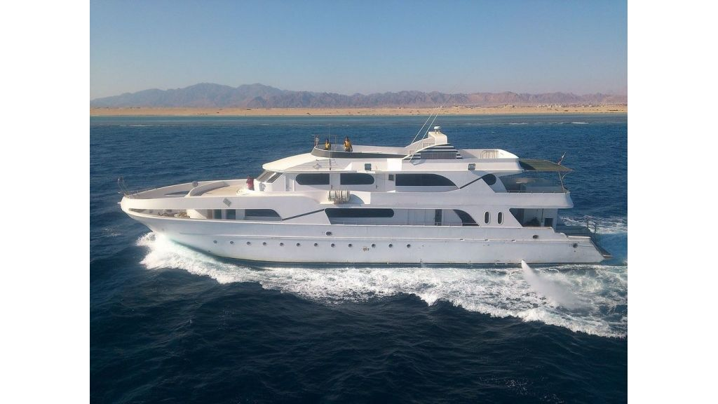 Motor Yacht Diamond Safaga (5)