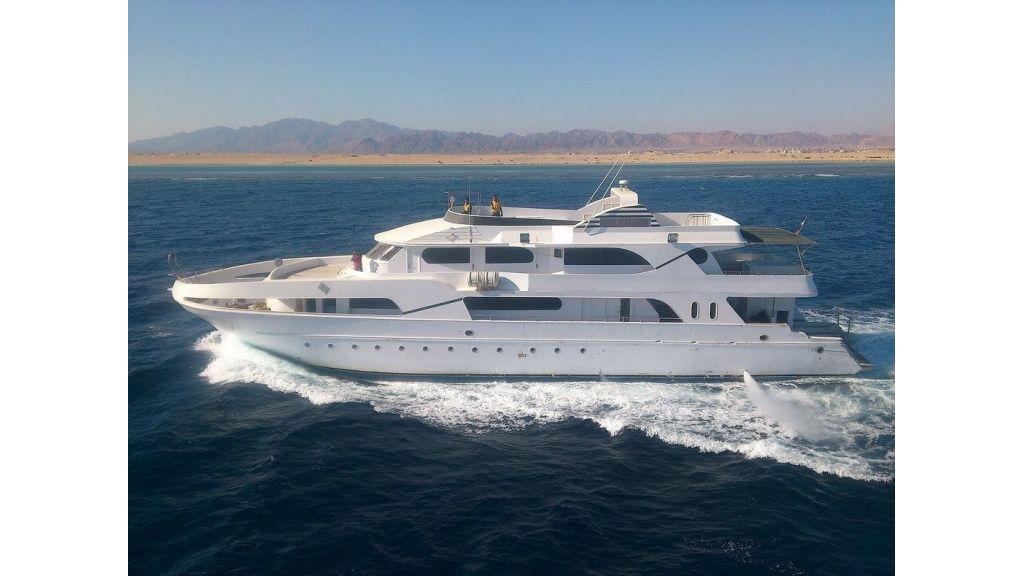 Motor Yacht Diamond Safaga (5)