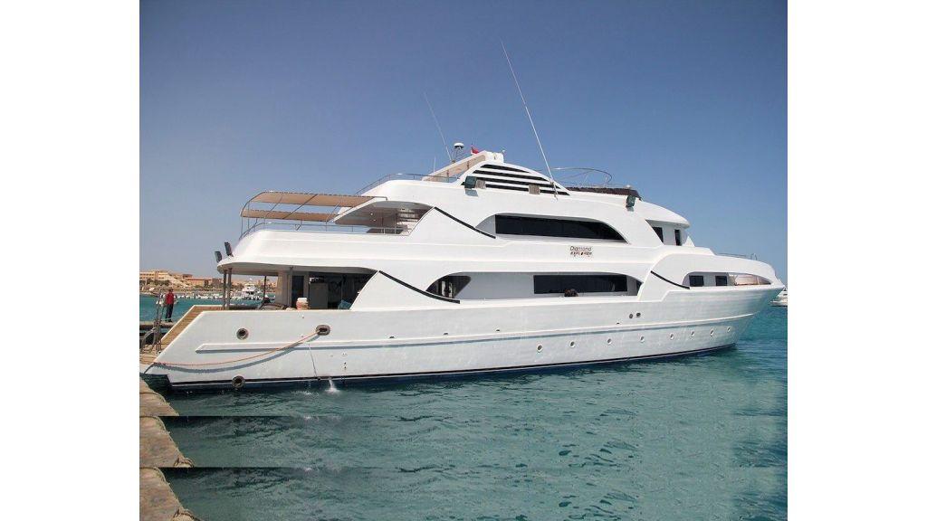 Motor Yacht Diamond Safaga - master1