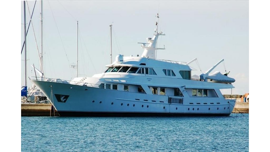 Motor Yacht Intuition Lady (40)