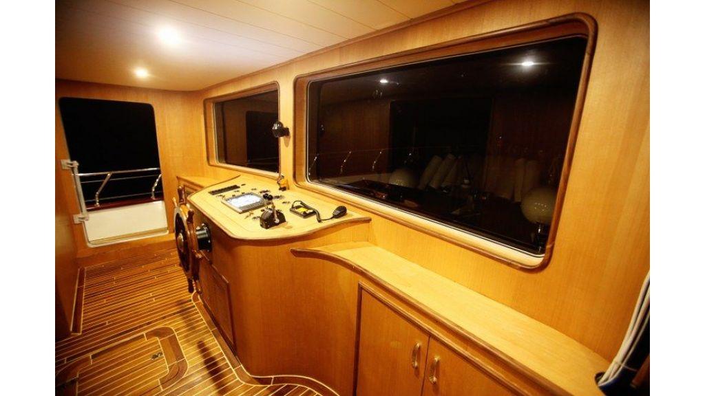Simay F motor yacht (37)