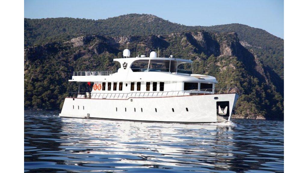 Simay F motor yacht (42)