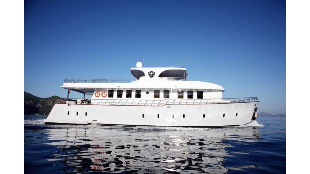 Simay F motor yacht (43)
