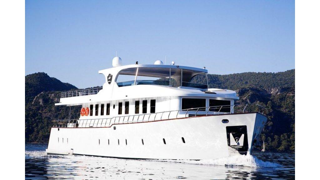 Simay F motor yacht (44)