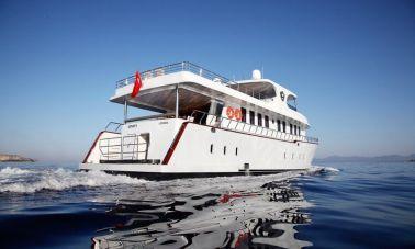 Simay F motor yacht (45)