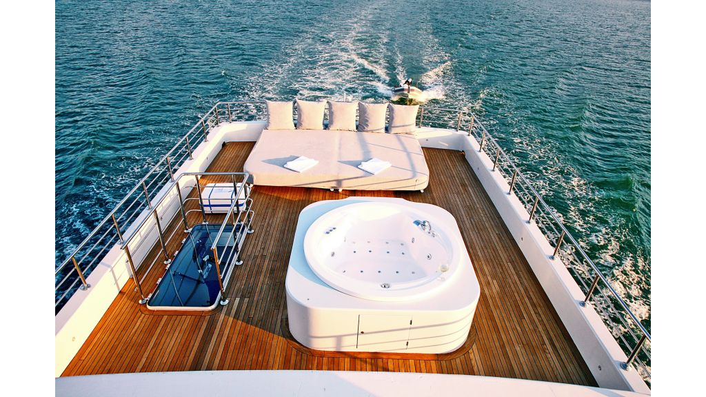 Simay S Motor Yacht (13) - master