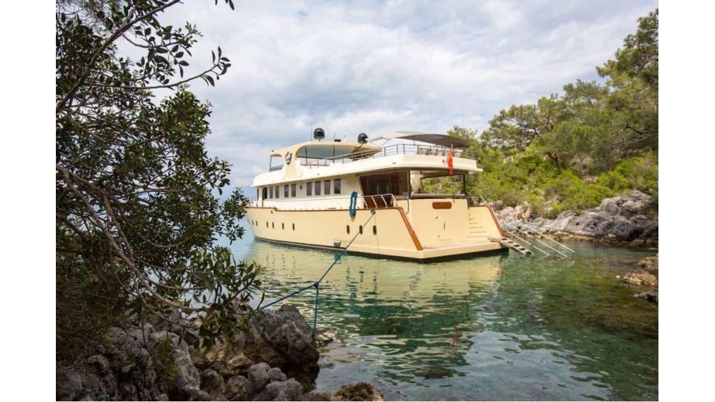 Simay s Trawlewr Motor yacht (17)