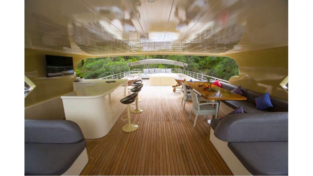 Simay s Trawlewr Motor yacht (19)