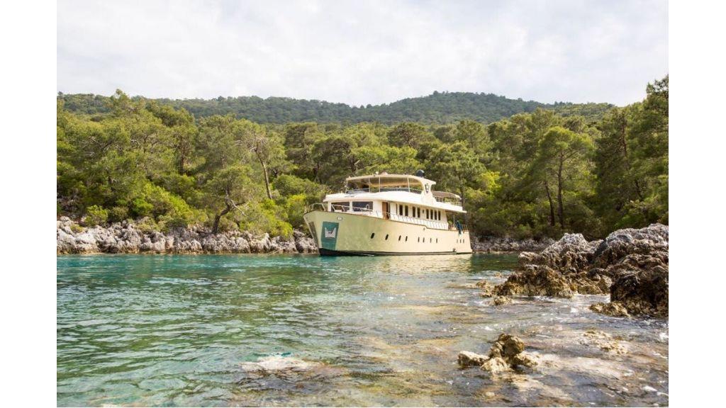Simay s Trawlewr Motor yacht (5)