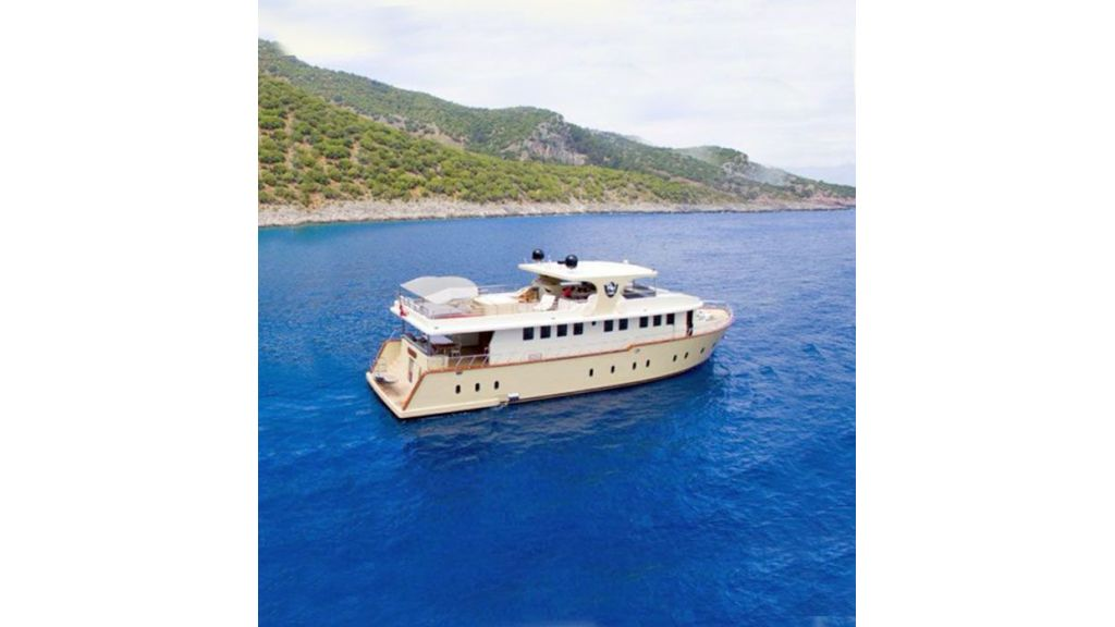 Simay-Simay S Motor-Yacht.